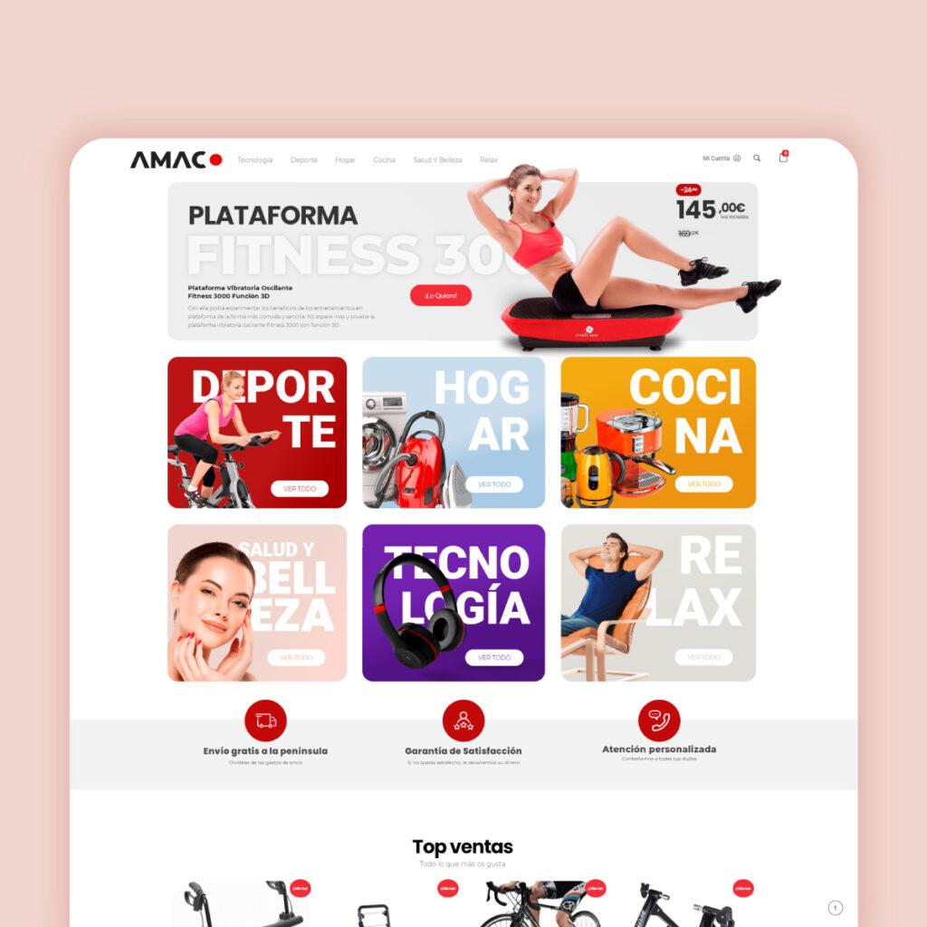 Web Amaco