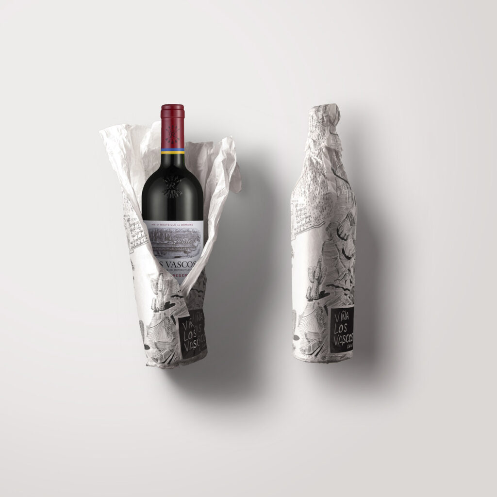 Cosavostra packaging